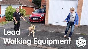 Lead Walking Equipment