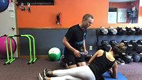 Side Plank--beginner