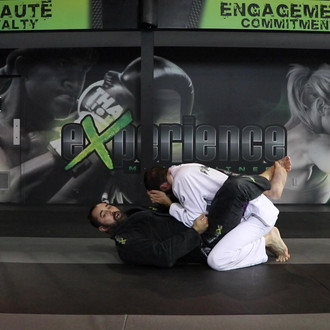 Drill for the Armlock from the Closed Guard
