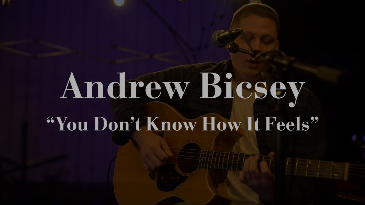 Andrew Bicsey, 'You Don't Know How It Feels'