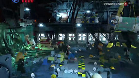 Lego: Marvel Super Heroes - Part 3 - Only Chat #ps4 #hd