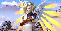 Overwatch - Mercy - FunStream - Arcade - PS4