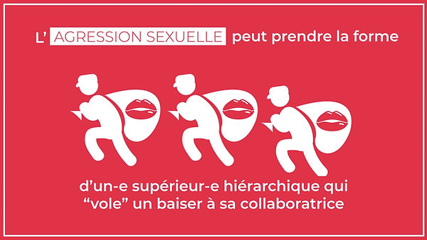AGRESSION SEXUELLE