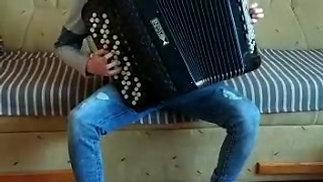 Francuska suita u E-duru BWV 817, 1 st. Allemande