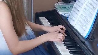 Preludij u c-molu, BWV 934