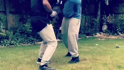 Pad Work/Boxing with The Mobile Pts Bedford