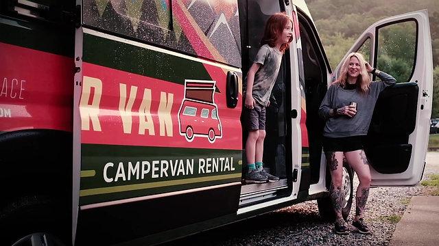sCAMPer Van