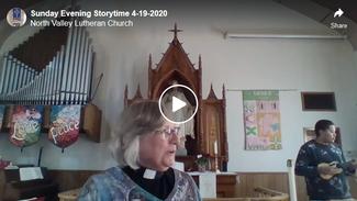 Sunday Evening Storytime 4-19-2020