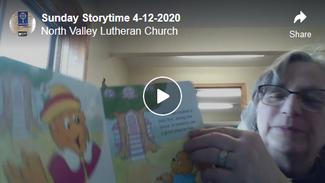 Sunday Storytime 4-12-2020