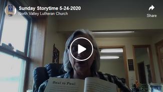 Sunday Storytime 5-24-2020