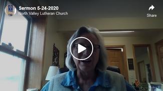 Sermon 5-24-2020