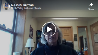 5-3-2020 Sermon