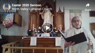 Easter April 12, 2020 Sermon