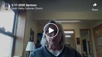 5-17-2020 Sermon