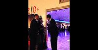 New Year Gala interviews strip