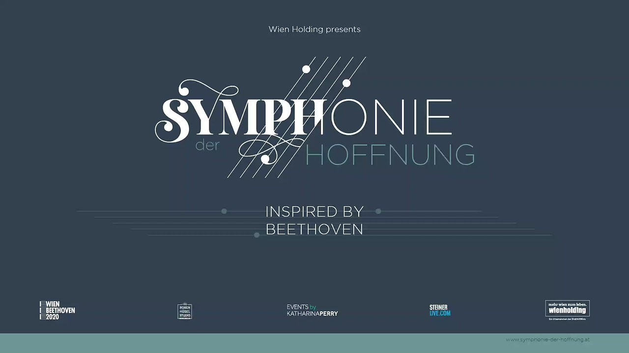 Symphonie der Hoffnung - Live Stream