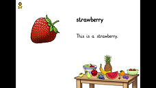 fruits words