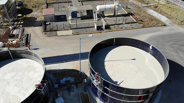 Ecualización en tanques de acero recubierto de vidrio