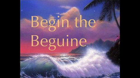 "Begin the Beguine / ""LYRICS & LYRICISTS"""