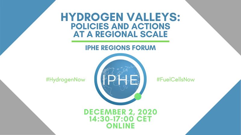 IPHE H2 Valleys Forum 2 Dec 2020