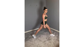 Lunges - Hand Weights