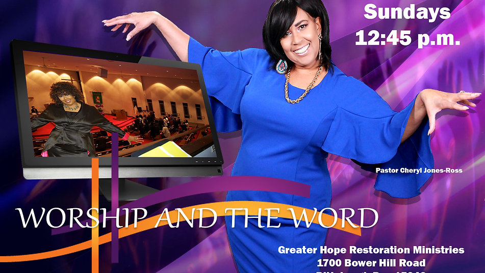 Worship and the Word