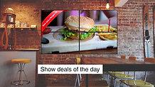 Lone Digital Video Wall
