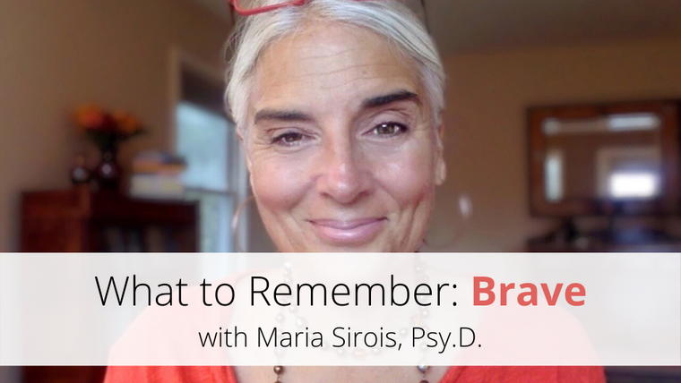 Brave: What to Remember, Video 1 of 9