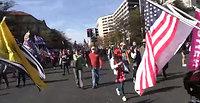 Million MAGA March Washington DC