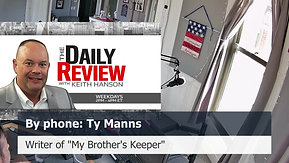 The Daily Review with Keith Hanson Mar 17th, 2021