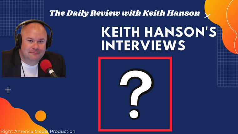 Keith Hanson's Interviews