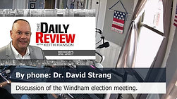 The Daily Review with Keith Hanson Mar 2nd, 2021