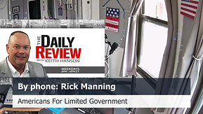 The Daily Review with Keith Hanson Mar 24th, 2021