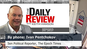 The Daily Review with Keith Hanson Mar 19th, 2021