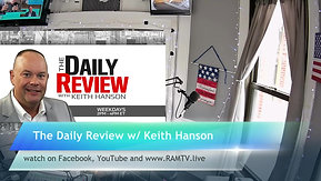 The Daily Review w Keith Hanson, March 31th, 2021