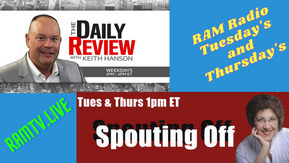 RAM Radio Thursdays w Spouting Off and The Daily Review, Mar 11th, 2021