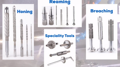 Honing, Reaming, Broaching, Specialty Tools