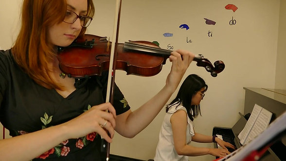 Orla violin