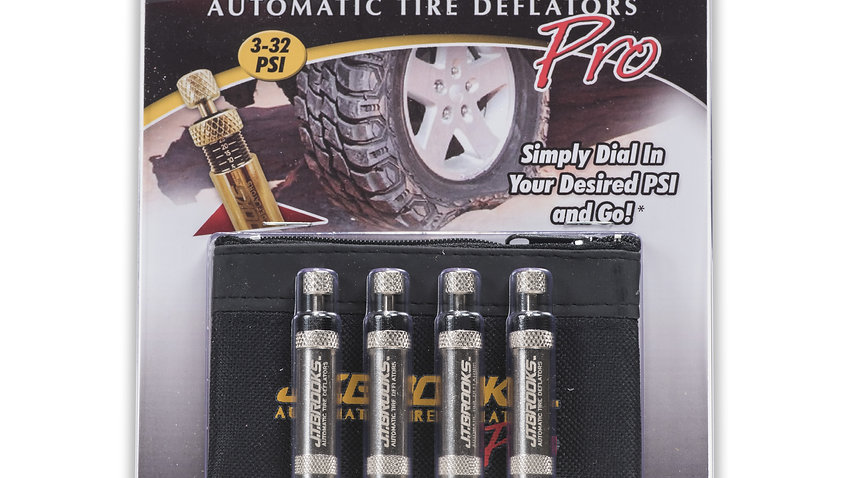 JT Brooks Automatic Tire Deflators