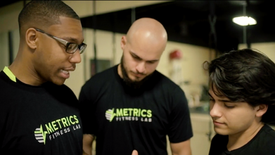 Metrics Fitness Lab: Ike