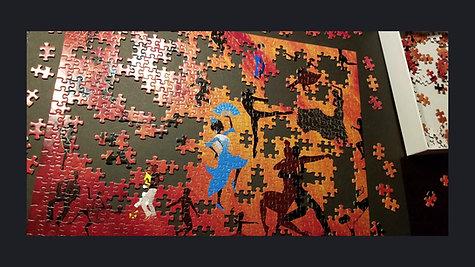 puzzle transition