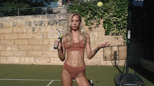 GooseberrySeaside tennis x KatriKats