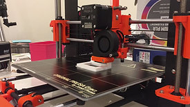 Printing on a Prusa i3 MK2