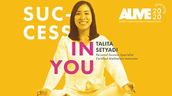 ALIVE 2020 Online Edition - Success in You - Mindful Room