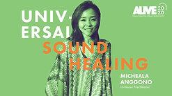 ALIVE 2020 Online Edition - Universal Sound Healing - Mindful Room