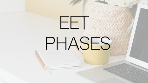 EET Phases - everything about phases