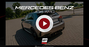 BP - Mercedes Benz A35 AMG