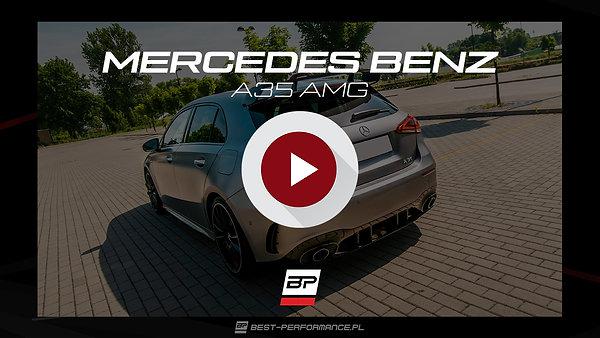 BP - Mercedes Benz A35 AMG