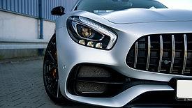 BP - Mercedes GTC AMG Promo