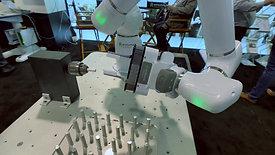 Productive Robotics Cobot Dual Gripper, Collaborative Robot End Effector